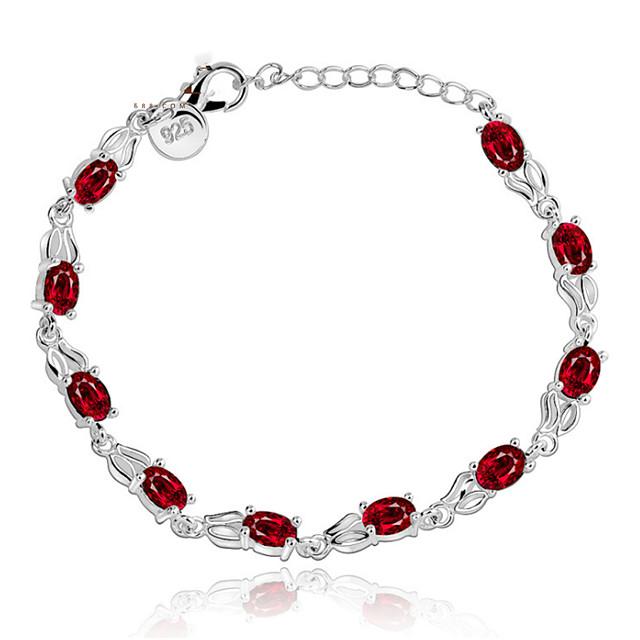 Pentru femei Brățară Clasic Αστέρι Modă Bijuterii brățară Argintiu Pentru Zilnic