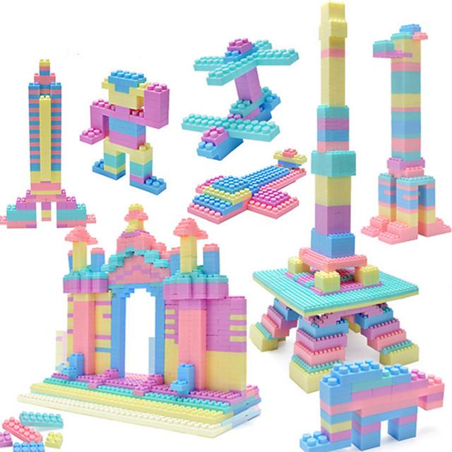 Blocs de Construction 288 pcs compatible ABS + PC Legoing Transformable Tous Jouet Cadeau