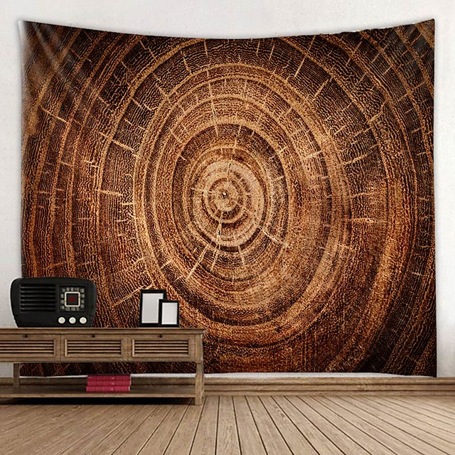 클래식 테마 벽 장식 100% 폴리에스테르 클래식 / 빈티지 벽 예술, 벽 태피스트리 장식