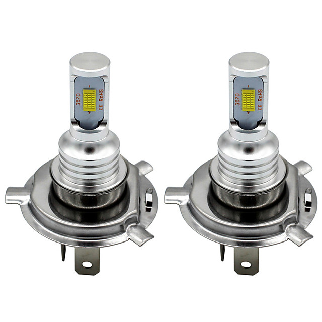 2pcs h7 h8 h11 9005 9006 hb4 h1 h3 3570 puce canbus externe led ampoule voiture led brouillard conduite lumières lampe source de lumière 12-24 v