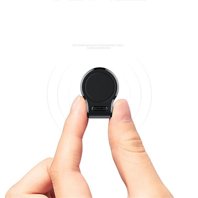 mini registratore audio professionale facile nascosto 600 ore magnete di registrazione digitale 8g 16g hd citofono denoise a lunga distanza