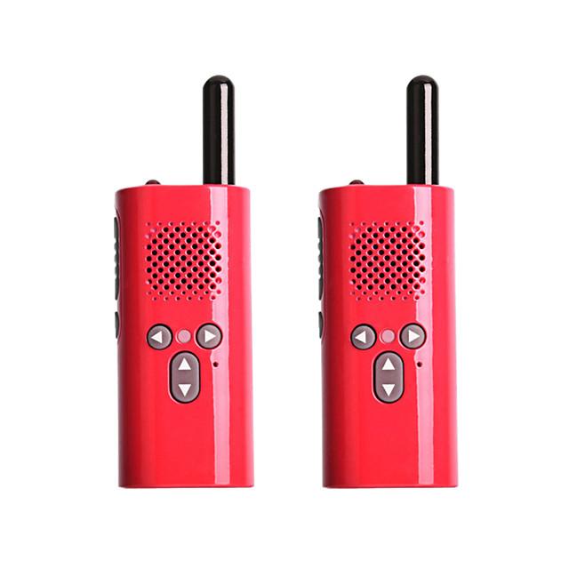Xiaomi YXT-MINIX10 Talkie walkie Portable Logiciel PC Programmable Invite Vocale CTCSS / CDCSS Radio bidirectionnelle 1,5 - 3 km 1,5 - 3 km 1200 mAh 2 W