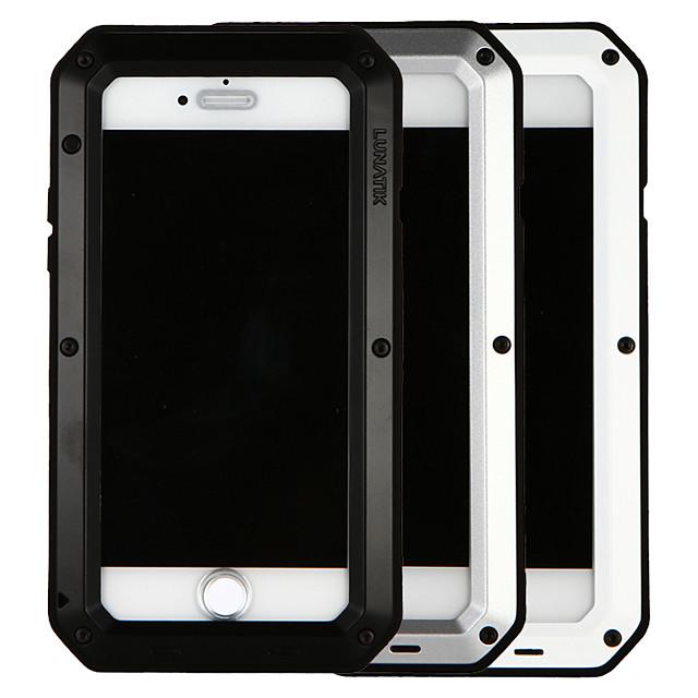 Maska Pentru Apple iPhone XS / iPhone XR / iPhone XS Max / Dirt / șoc Dovada apă Carcasă Telefon Mată Greu Aluminiu