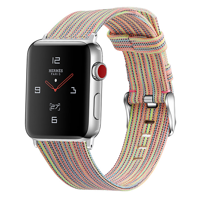 ремешок для часов серии apple 5/4/3/2/1 apple classic пряжка нейлоновый ремешок
