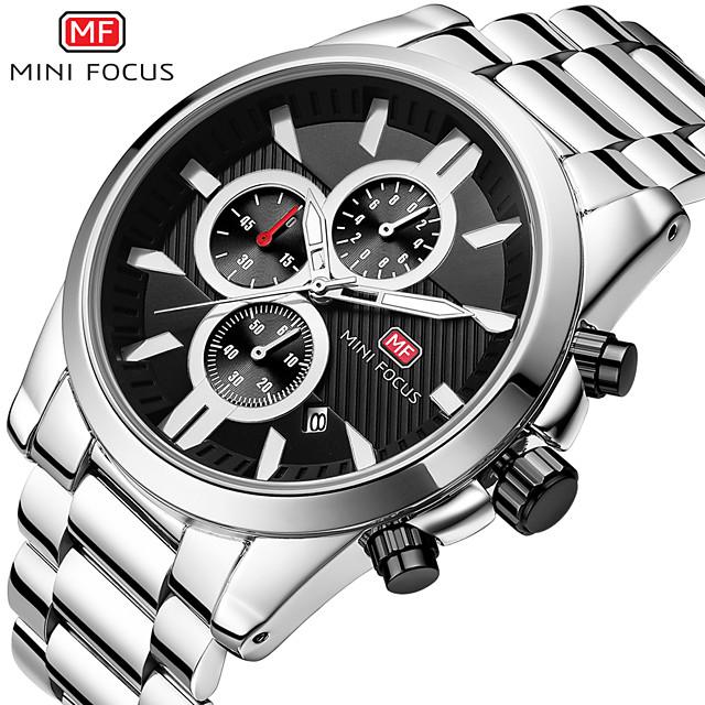 минифокус наручные часы мужчины лучший бренд класса люкс знаменитые мужские часы кварцевые часы