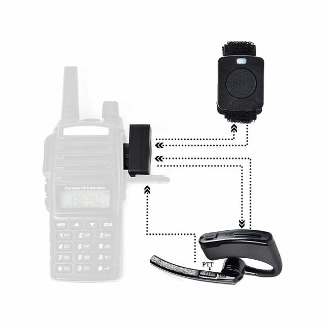 Walkie Talkie Bluetooth Headset For Baofeng Hytera Tyt 365 Wanhua Wouxun 7710601 2020 61 02