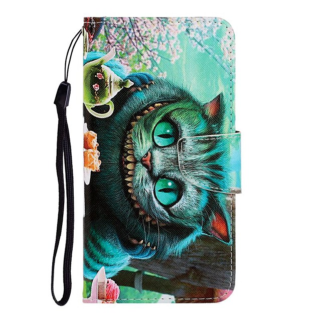 Case For Xiaomi Redmi Note 7 / Redmi Note 7 Pro / Redmi 7A Wallet / with Stand / Flip Full Body Cases PU Leather