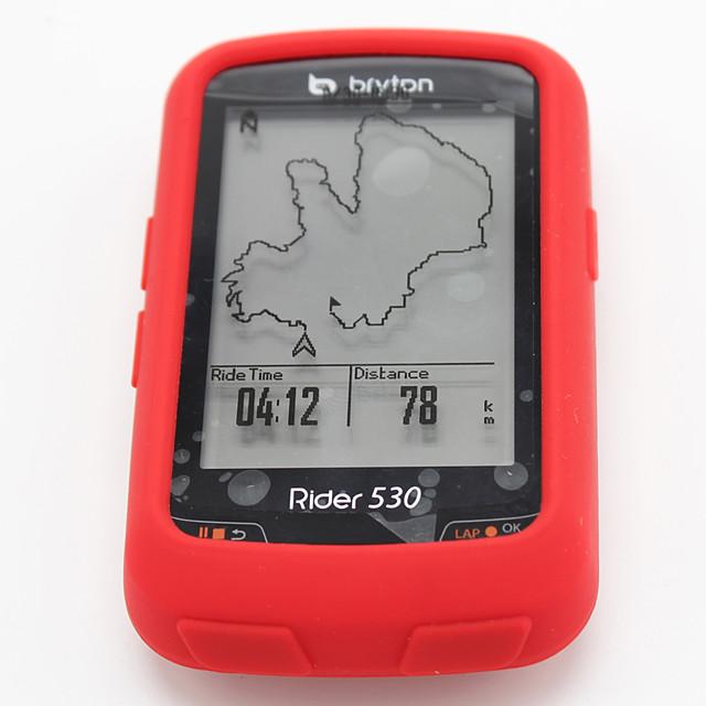 Garmin R530 Προστατευτικό υπολογιστή ποδηλάτου Πολυλειτουργικό Ελαφρύ Ποδήλατο Βουνού Ποδήλατο Δρόμου Ποδήλατο με σταθερό γρανάζι Ποδηλασία / Silica Gel