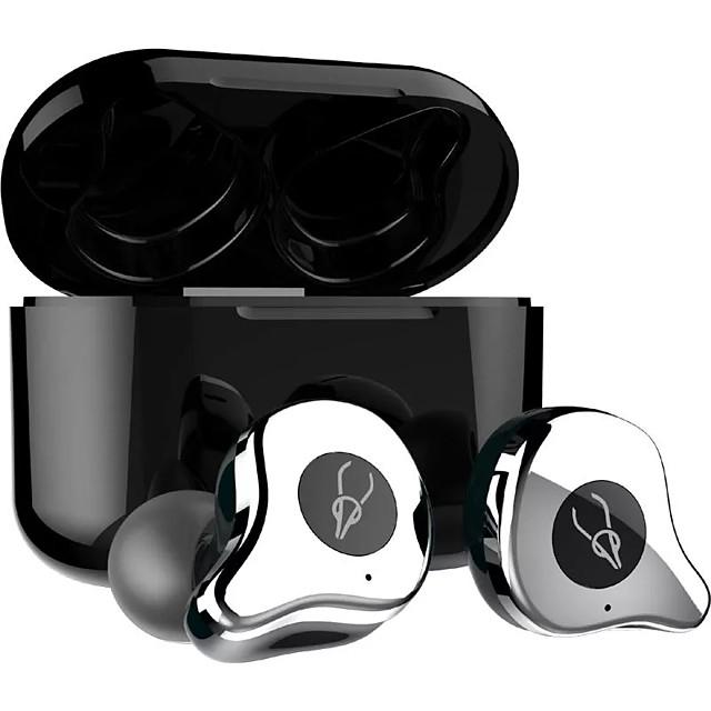 Sabbath Sabbat e12 ultra Auricolari wireless Cuffie TWS Senza filo Eliminazione attiva del rumore Stereo Dotato di microfono per Apple Samsung Huawei Xiaomi MI Auricolari