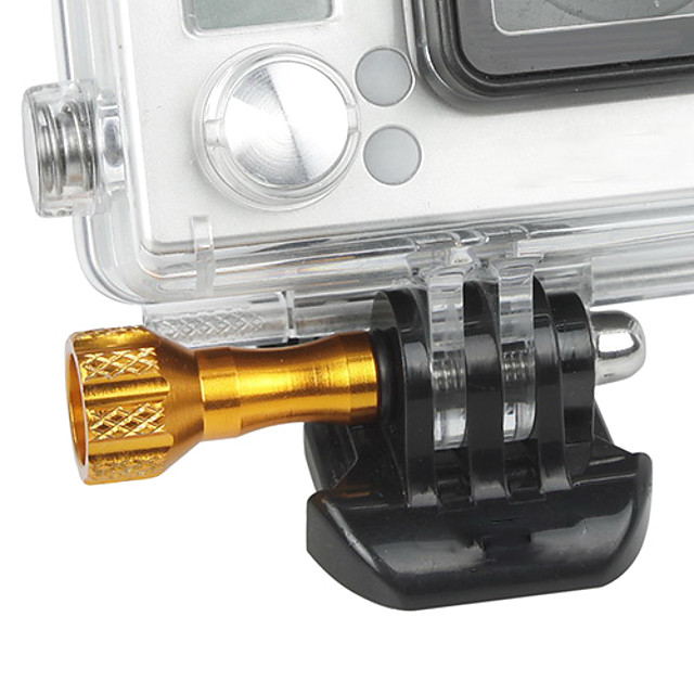 Αξεσουάρ Șurub Calitate superioară Pentru Cameră Acțiune GoPro 5 Gopro 3 Gopro 3+ Sport DV Aliaj din aluminiu