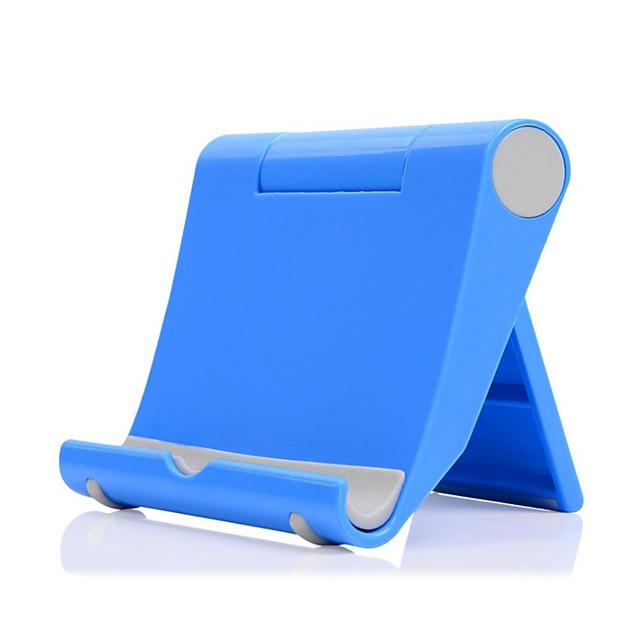 soporte de soporte de escritorio soporte de abs ajustable plegable