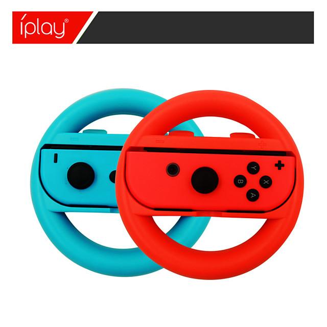 kit controller di gioco switch ns per nintendo ds, kit controller di gioco nuovo design abs 2 pezzi unità