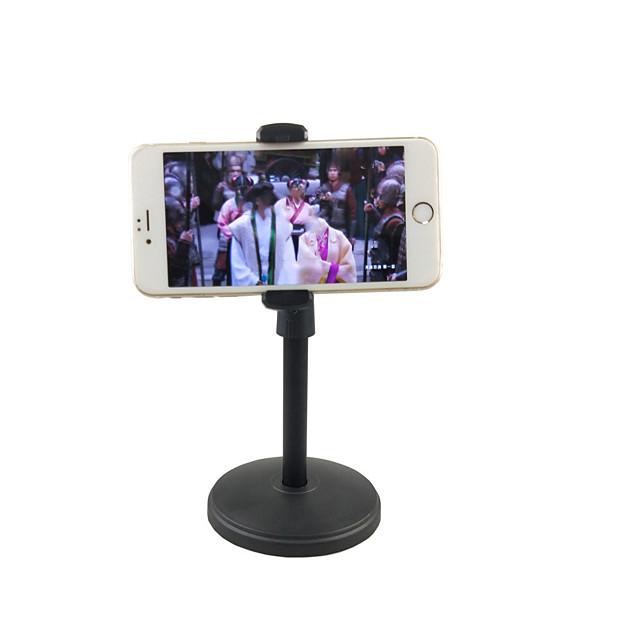 mobiltelefon holder stativ mobiltelefon nettbrett universal skrivebord holder desktop telefon holder tilbehør