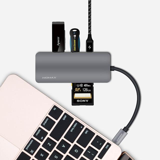 OTG / DP / Type-C Адаптер Высокая скорость / OTG Алюминий / TPE Адаптер USB-кабеля Назначение Macbook