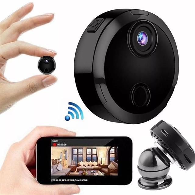 Hdq15 1080p hd wifi câmera ip sem fio escondido segurança em casa dvr visão noturna movimento detectar mini filmadora loop gravador de vídeo