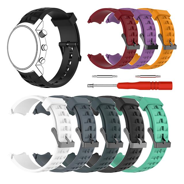 ремешок для часов suunto terra suunto sport band силиконовый ремешок на запястье