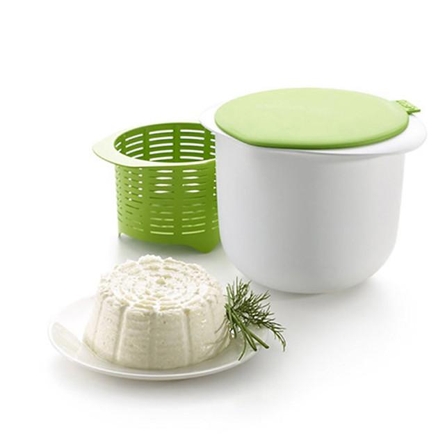 فرن الميكروويف صانع الجبن صحي الطازجة أدوات ديي الجبن الأسرة أدوات المطبخ مجموعة