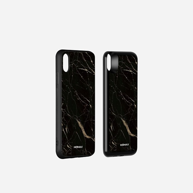 momax 10000 mah virtapankin ulkoiselle akulle iphone xs max 5 v 3 a akkulaturille kaapelilla / qc 3.0 / langattomalla laturilla lcd