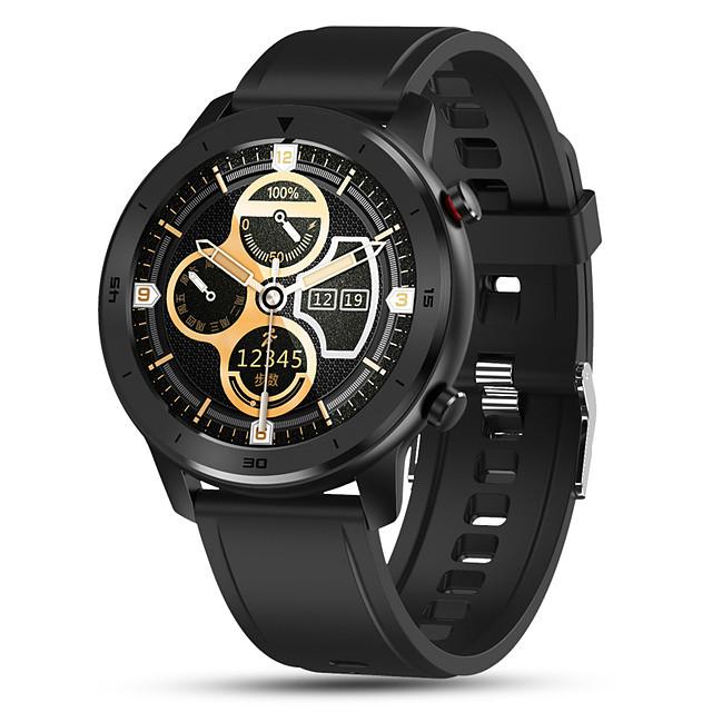 M78 smartwatch بلوتوث للياقة المقتفي دعم رصد معدل ضربات القلب / قياس ضغط الدم للهواتف سامسونج / اي فون / الروبوت