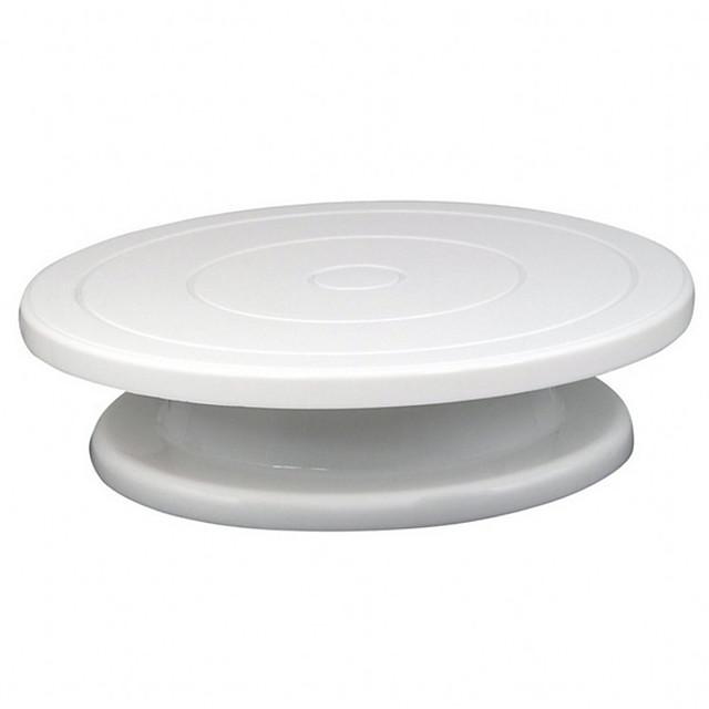 ψησίματος πικάπ περιστρεφόμενο κέικ διακόσμηση πίνακα πλαστικό διακόσμηση εργαλείο πινάκων πιάτων