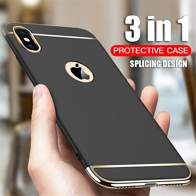 Case Kompatibilitás Apple iPhone 11 / iPhone 11 Pro / iPhone 11 Pro Max Ütésálló / Ultra-vékeny Héjtok Egyszínű PC