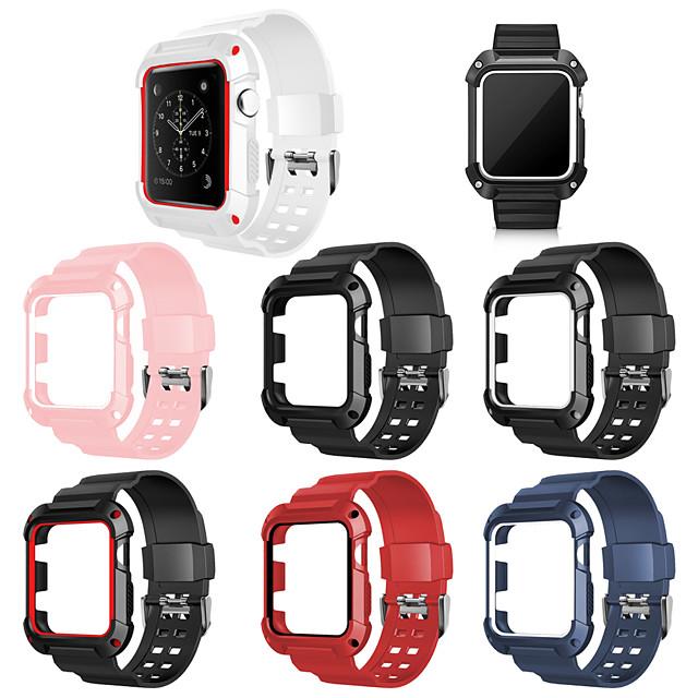 correa de reloj para apple watch series 3/2/1 correa de muñeca apple 38mm 42mm