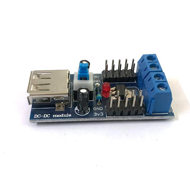 modul regulátoru napětí 5v 3,3 V napájecí modul mcu napájení