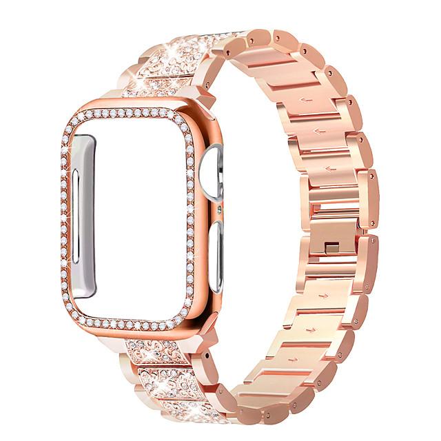 Watch kapela pro Apple Watch Series 6 / SE / 5/4 44 mm / Apple Watch Series 6 / SE / 5/4 40 mm Apple Design šperků Nerez Poutko na zápěstí