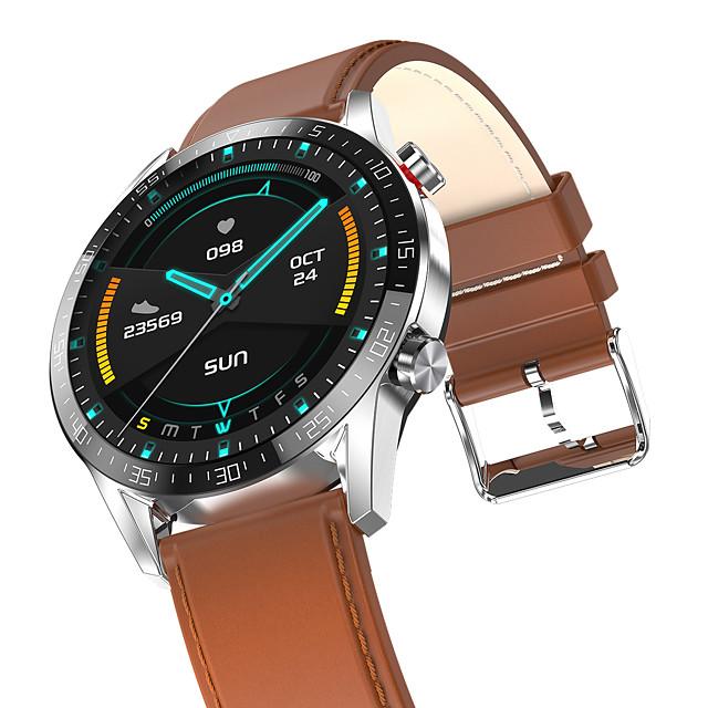 L13 SmartWatch IP68 водонепроницаемый фитнес-браслет трекер наручные часы ЭКГ монитор сердечного ритма напоминание звонка умные часы