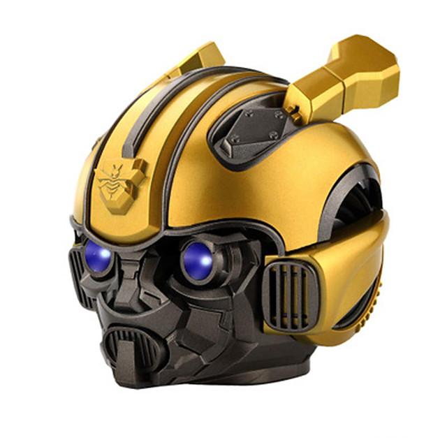 LITBest Bumblebee Enceinte Bluetooth Extérieur Mini Portable Haut-parleur Pour
