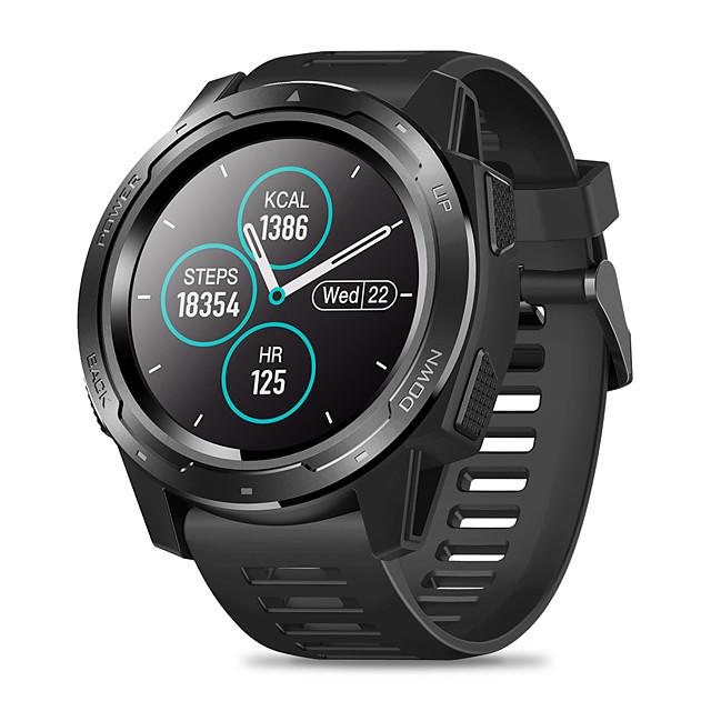 VIBE 5 Универсальные Смарт Часы Bluetooth Пульсомер Измерение кровяного давления Спорт Длительное время ожидания Регистрация деятельности