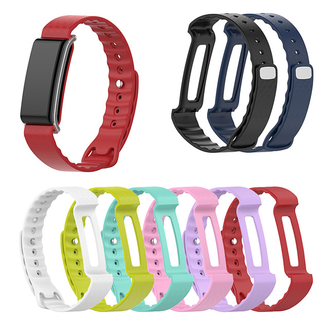 Watch Band için Huawei Honor A2 Huawei Spor Bantları Silikon Bilek Askısı