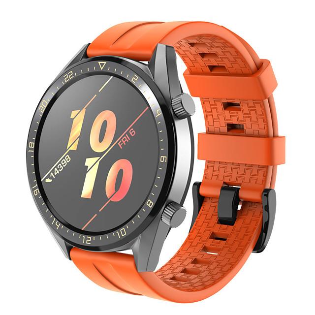 스포츠 실리콘 손목 시계 22 미리 메터 화웨이 시계 gt 활성 / 클래식 명예 마법 퀵 릴리스 팔찌 밴드 스트랩
