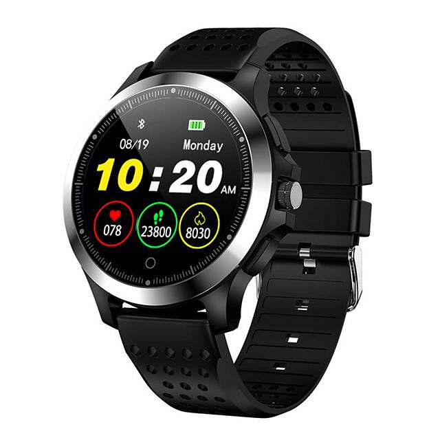 W8 Unisex Smart Klocka Smart Armband Bluetooth Vattentät Hjärtfrekvensmonitor Blodtrycksmått Träningslogg Hälsovård EKG + PPG Stegräknare Samtalspåminnelse Aktivitetsmonitor Sleeptracker