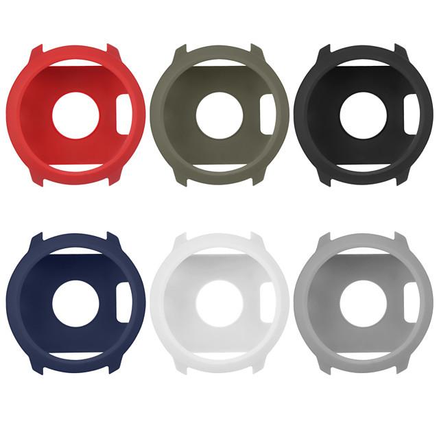 케이스 제품 Garmin 포어 러너 645 / 선구자 645 음악 실리콘 화면 보호기 스마트 시계 케이스 적합성