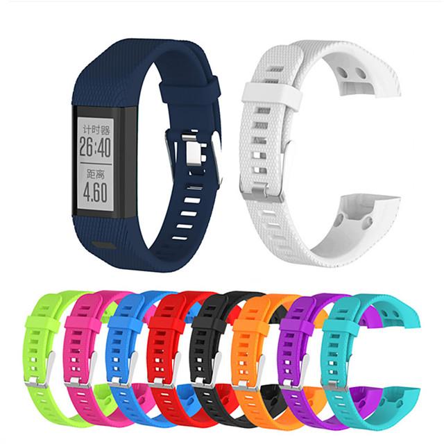 браслет для garmin vivosmart hr (plus) / подхода x10 / x40smart браслеты силиконовый ремешок для часов