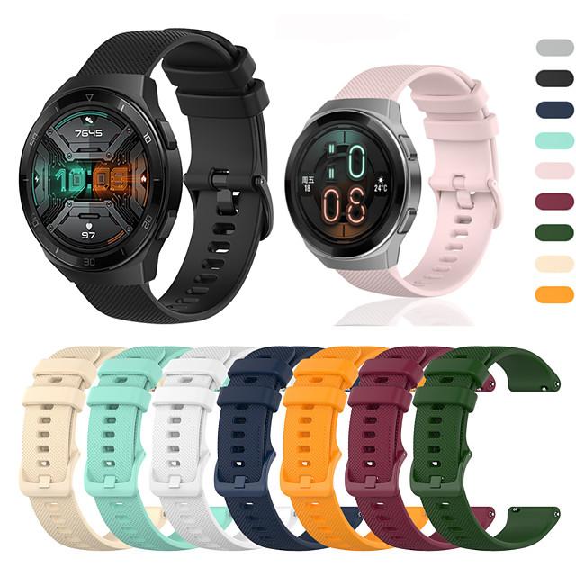 Спортивный силиконовый ремешок для часов ремешок для часов Huawei GT 2E / GT2 46 мм / GT Активные / Честь волшебные часы 2 46 мм / часы 2 Pro сменный браслет браслет