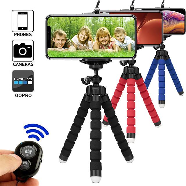flexibles Gorillapod Octopus Mini-Stativ für Telefonkamera Mini-Stative für Handy Mobiles Stativ für iPhone Samsung Xiaomi