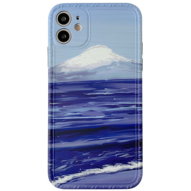 Etui Til Apple iPhone 11 / iPhone XR / iPhone 11 Pro Støtsikker Bakdeksel Tegneserie TPU