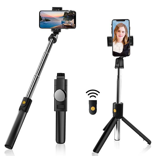 Asta per selfie Bluetooth Allungabile Lunghezza massima 70 cm Per Universale Android / iOS Universali