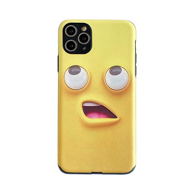 Kılıf Na Jabłko iPhone 11 / iPhone XR / iPhone 11 Pro Odporny na wstrząsy Osłona tylna Kreskówki TPU
