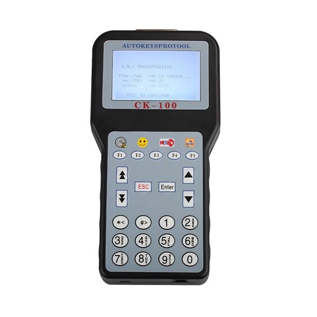CK100 Auto Key Programmer диагностический инструмент автомобиля v46.02 модели sbb Auto Key Programmer CK-100 СК 100 v46.02 диагностический инструмент