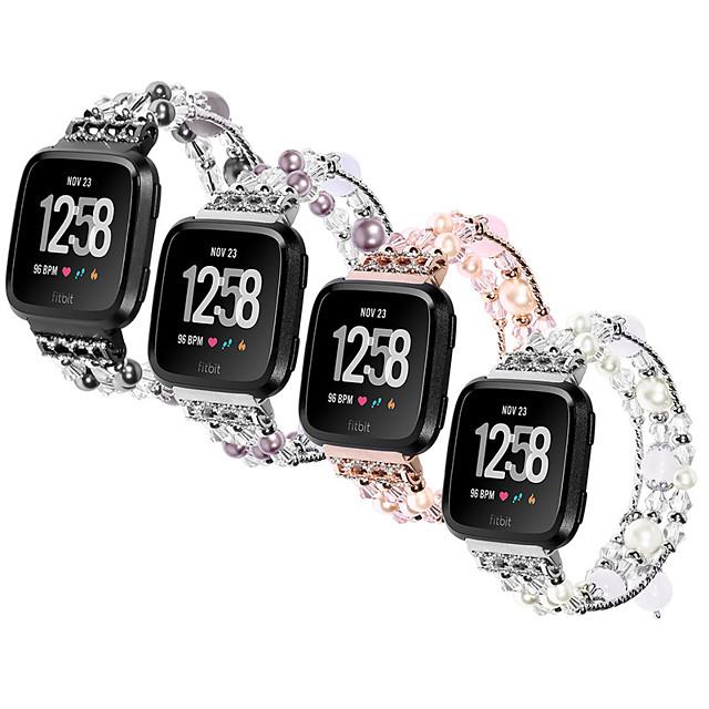 스테인레스 시계 밴드 견장 용 Fitbit Versa 17cm / 6.69 인치 2.2cm / 0.9 인치