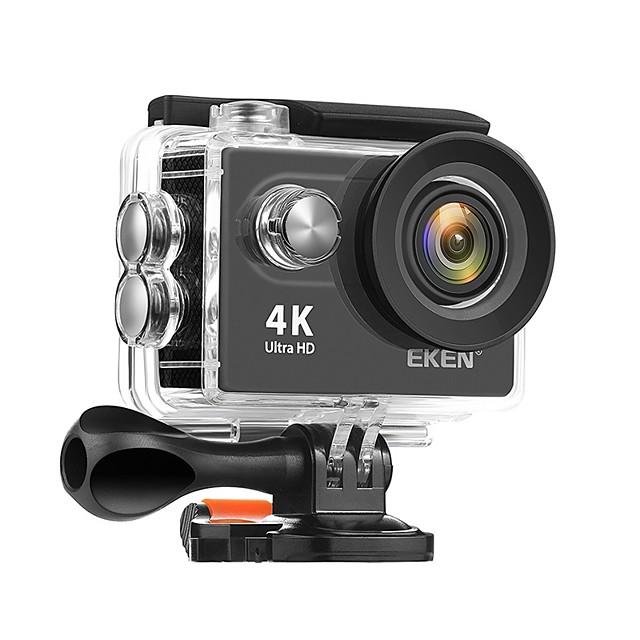 Eken EKEN H9R for car 480p / 720p / 1080p Trådlös / Full HD Bil DVR 170 grader Vid vinkel CMOS 2 tum LCD Dash Cam med WIFI / Nattseende / Slinginspelning Bilinspelare
