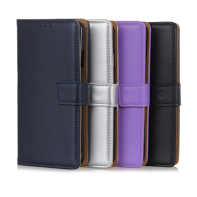 θήκη για samsung galaxy s20 / s20 plus / s20 ultra / a91 / m80s card holder flock full flip case