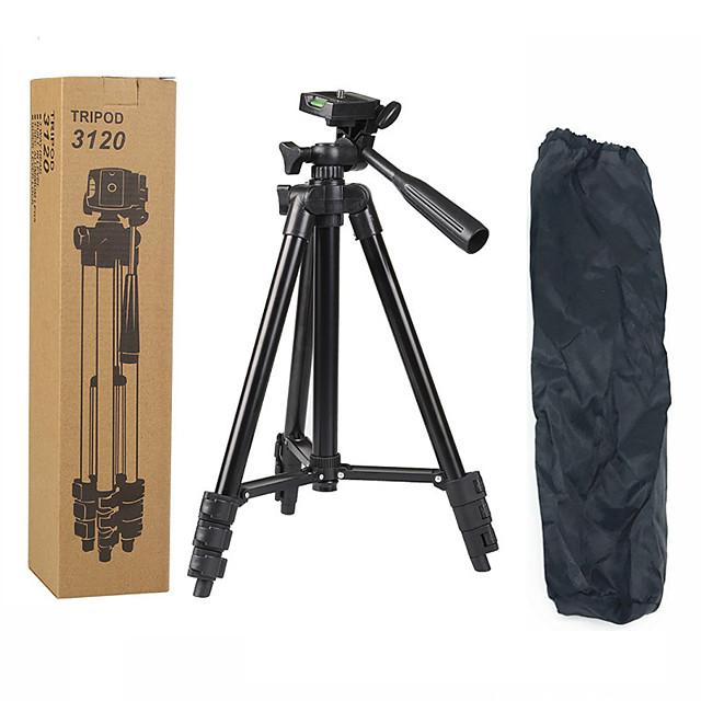 3120 универсальный телефон планшет штатив видео в реальном времени складной телескопический штатив настольный телефон селфи фотографии на открытом воздухе кронштейн камеры