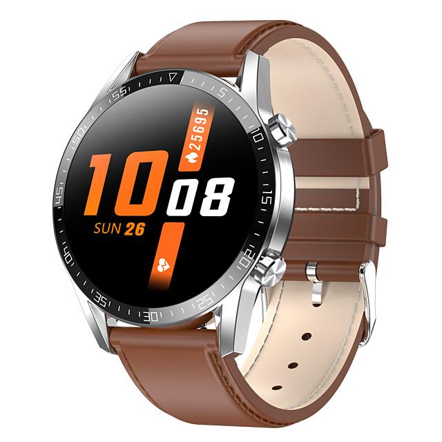 696 L13C Универсальные Смарт Часы Умные браслеты Bluetooth Сенсорный экран Пульсомер Измерение кровяного давления Хендс-фри звонки Информация