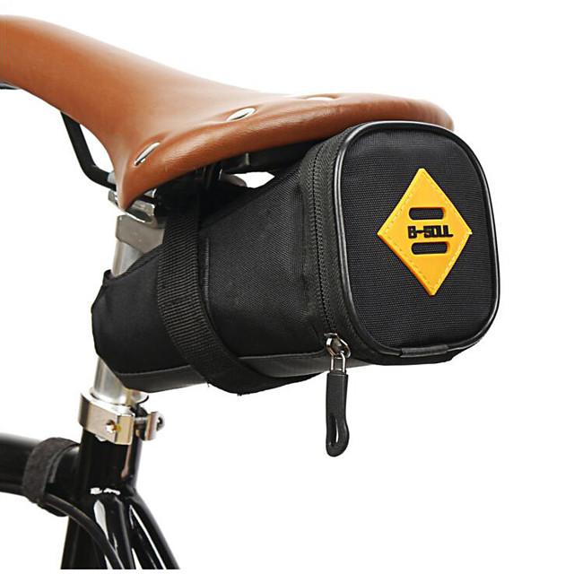 1.5 L Waterproof حقيبة السراج للدراجة عاكس المحمول ركوب الدراجات حقيبة الدراجة 600D بوليستر حقيبة الدراجة حقيبة الدراجة للجنسين