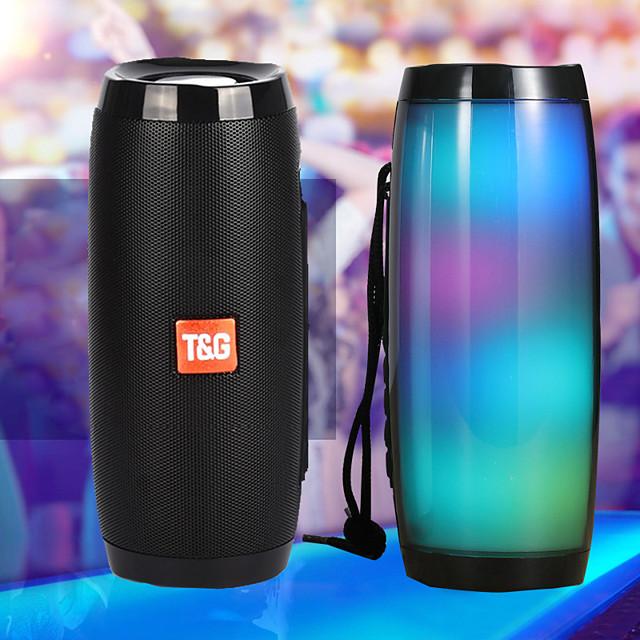 T&G TG157 Enceinte Bluetooth Imperméable Extérieur Portable Haut-parleur Pour Polycarbonate Téléphone portable