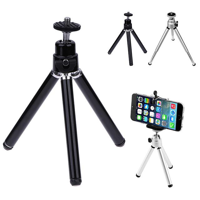 portabil mini telefon mobil mini trepied flexibil trepied monopod selfie stick suport stabilizator pentru mini-cameră ușoară